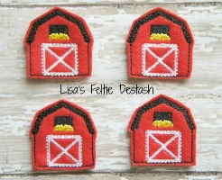 Barn Felties
