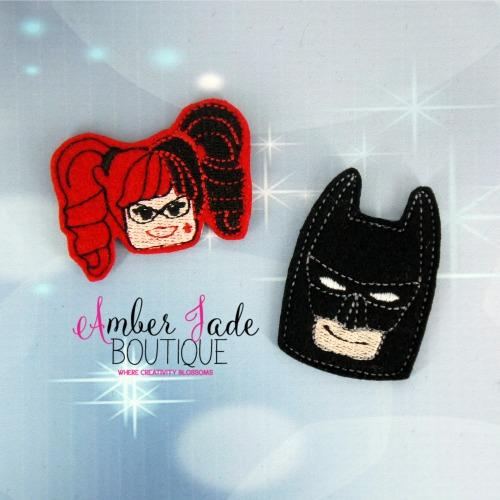 Batman Lego / Harley Quinn (FF25)