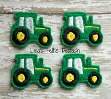 Tractors, Green