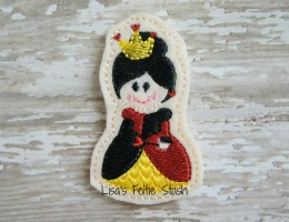 Queen of Hearts Cutie *CLEARANCE*