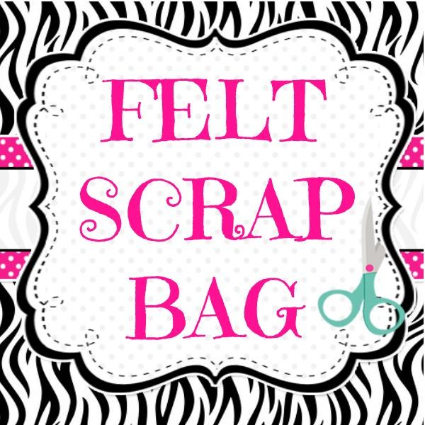 Felt Scrap Grab Bag